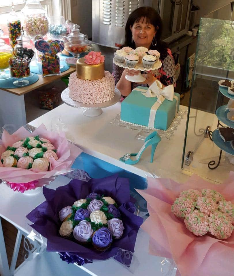 danette in bakery